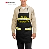 Custom BBQ Bunker Full-Length Apron